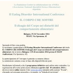 II Eating Disorder International Conference