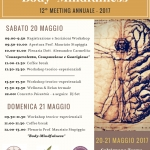 """Body-Mindfulness"" 12° Meeting Annuale 2017"