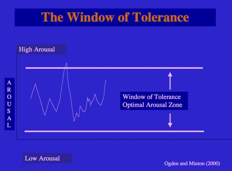 finestra di tolleranza